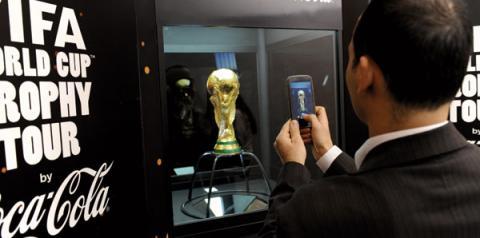 Taça da Copa do Mundo virá ao Piauí daqui a um mês