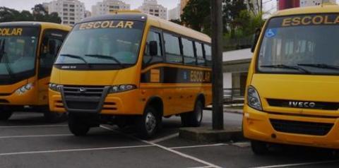 Parnaguá é contemplada com mais um ônibus escolar