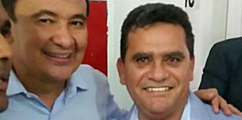 Governador Wellington Dias assume com o prefeito Betim o compromisso de pavimentar a PI 411