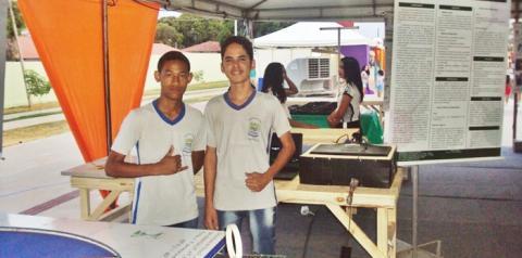 CETI Dionísio Rodrigues Nogueira vence em 1º lugar no PIAUÍTEC 2017