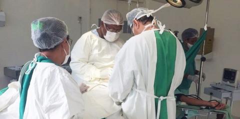 1º Mutirão de Cirurgias Eletivas do Hospital Regional de Corrente segue atendendo pacientes de toda região