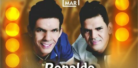 Neste sábado (17) tem Ronaldo & Rangel no Beiju & Cia