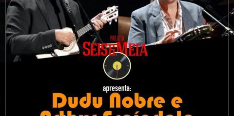 Ingressos para o show de Dudu Nobre e Arthur Espíndola já estão à venda em Corrente
