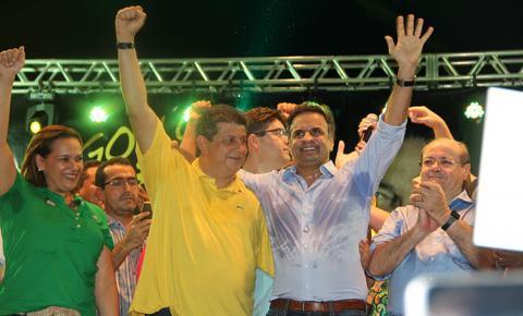 Convenção lotada do PMDB confirma candidatura de Zé Filho ao governo do estado