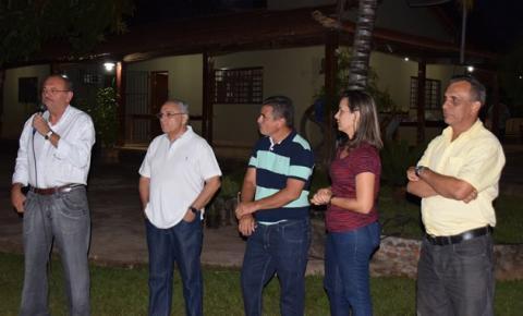 Prefeito Jesualdo Cavalcanti realiza reunião e apresenta o candidato Fernando Monteiro