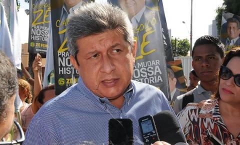 IPVA será dividido em 10 vezes, propõe Zé Filho