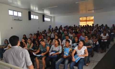 Justiça Eleitoral realiza treinamento aos mesários da 22ª Zona