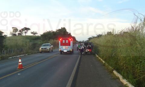 BR 135: Colisão entre Pálios deixa dois mortos em Formosa do Rio Preto
