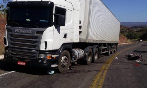 Jovem perde a vida em acidente na BR 135 no município de Corrente