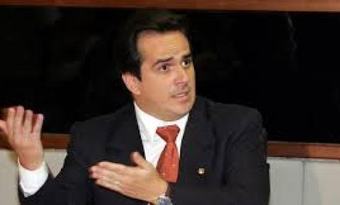 Polícia Federal efetua mandados de busca e apreensão na casa de Ciro Nogueira