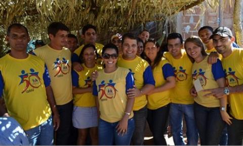 Cristalândia realiza o 1° CRAS Itinerante do município