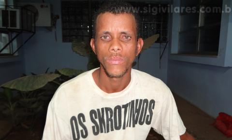 Erick Gaivota, perigoso estuprador, volta a atacar em Barreiras/BA