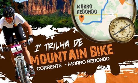 Neste domingo, 1º de maio, acontece a 1ª Trilha de Mountain Bike de Corrente