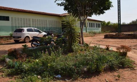 Mais uma escola no bairro Aeroporto é assaltada