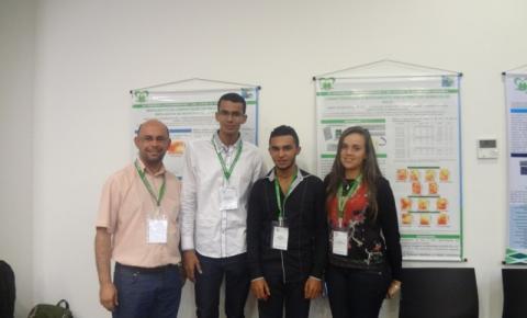 Professor e alunos da UESPI de Corrente apresentam trabalhos em congresso na Colômbia