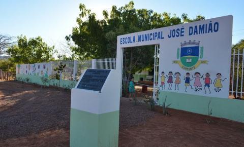 Comunidade da Pedra Furada comemora a inauguração da Escola José Damião
