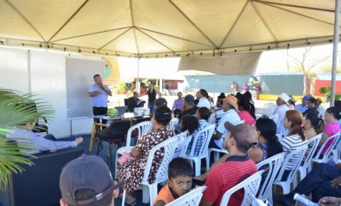 Pequenos produtores rurais de Corrente participam de evento com IFPI e Emater sobre compra direta durante 41ª ExpoCorrente