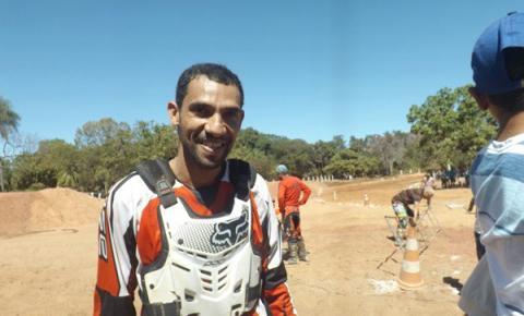 Corrente realizou o IV Campeonato de Motocross