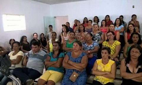 Professores de Sebastião Barros denunciam prefeito ao TCE e contas são bloqueadas para pagamento de salários