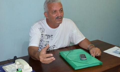Superintendente de Esportes Nizomar Barros busca melhorias para o município