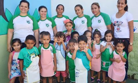 Escola Antônio Rocha comemora seu 33º aniversário de fundação