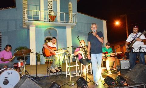 Projeto Boca da Noite teve início com apresentação de Hermes Tuxaua e Bando Oco do Mundo
