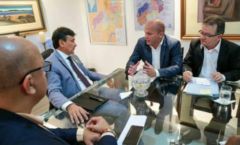 Governador confirma apoio à Expogil e autoriza implantação de Sala da Cidadania em Gilbués