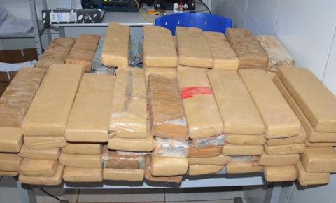 Atuação da PM foi decisiva para prisão de traficantes em Gilbués