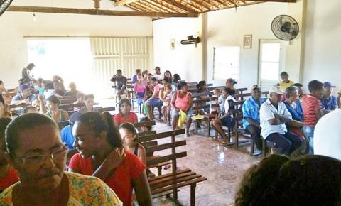 Secretaria Municipal de Saúde de São Gonçalo realiza atendimento na localidade Saquinho