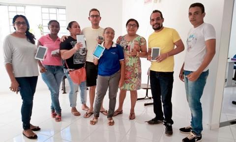 Prefeitura de São Gonçalo entrega tablets aos Agentes Comunitários de Saúde
