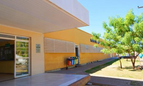 Hospital Regional de Corrente aguarda a visita do Núcleo de Engenharia da SESAPI