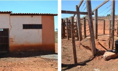 MPPI realiza vistoria no matadouro público de Avelino Lopes