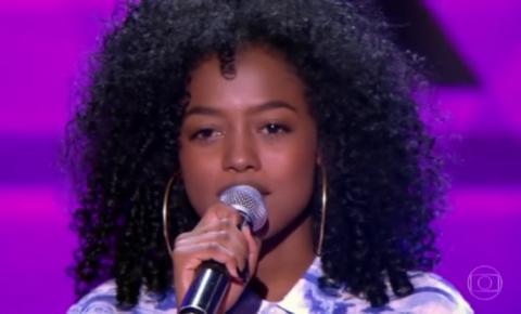 Correntina participa do The Voice Brasil