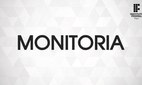 IFPI Corrente divulga edital para bolsas de monitoria