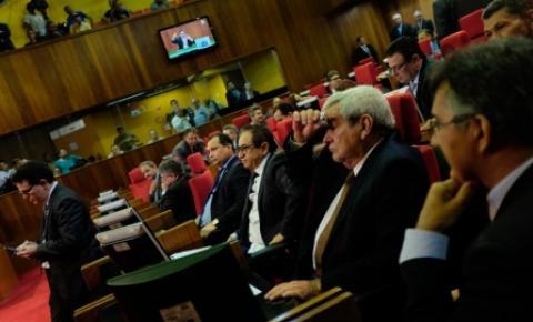 Assembleia Legislativa aprova proposta do Refis para 2018
