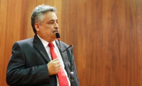 Robert Rios pede fechamento da Assembleia Legislativa