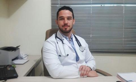 Dr. Hamilton Pacheco Cavalcanti Neto atende esta semana na Policlínica de Corrente