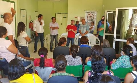 Hospital de Curimatá receberá mutirão de cirurgias de catarata e de varizes