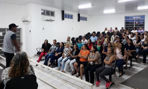 Servidores da rede municipal de ensino de Corrente decidem por paralisação