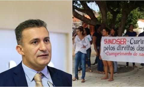 Vereadores de Curimatá aprovam reajuste dos professores proposto pelo executivo