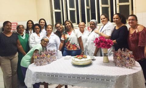 Hospital Regional de Corrente faz comemoração especial em homenagem ao Dia internacional da Mulher