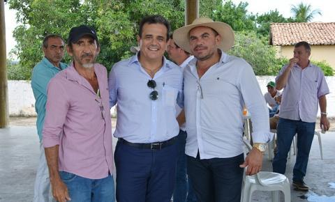 Henrique Pires visita municípios da região Extremo-Sul do estado