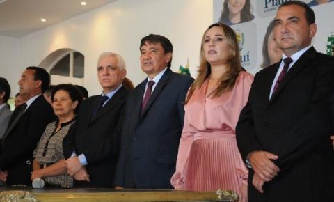 Governador apresenta novo secretariado