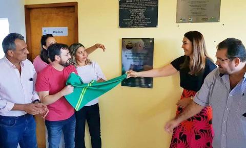 Centro Cultural Benjamin José Nogueira é reinaugurado em Corrente