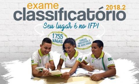 IFPI Corrente oferta 120 vagas em cursos técnicos