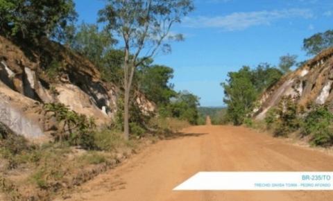 DNIT convoca audiência pública para definir início das obras da BR-235 no Tocantins