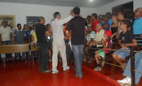 CRISTALÂNDIA: Tumultuada reunião com chefe regional da Agespisa define prazos para execução de obras
