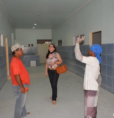Prefeitura de Parnaguá realiza importantes obras na área da saúde