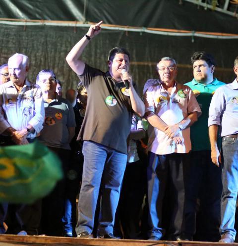 Prefeitos de oposição trabalham pela vitória de Zé Filho nas urnas