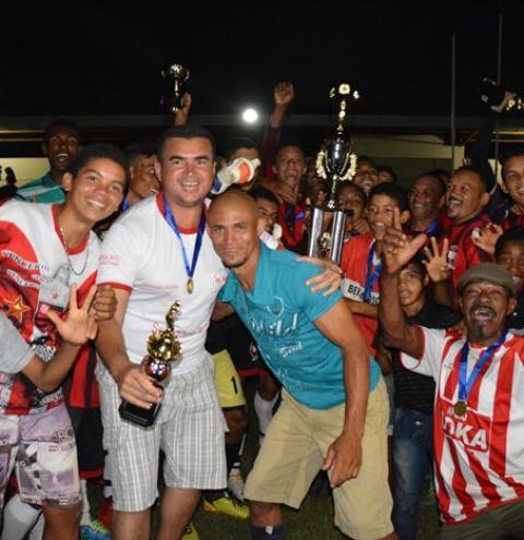 Beira Rio é o Grande vencedor da Copa Corrente de Futebol Amador 2016